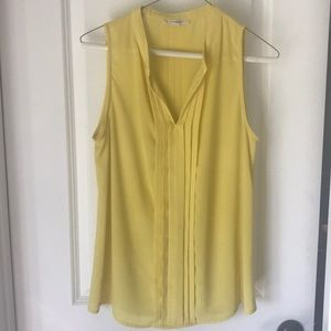 41 hawthorn medium blouse yellow